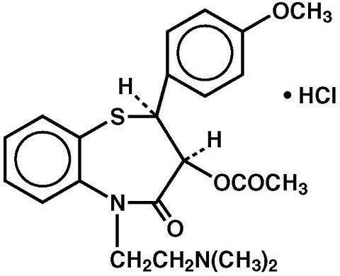 Cardizem La Extended Release Tablets Kos Drug Reference Encyclopedia