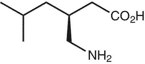 Lyrica Capsules (Pfizer), Drug Reference Encyclopedia