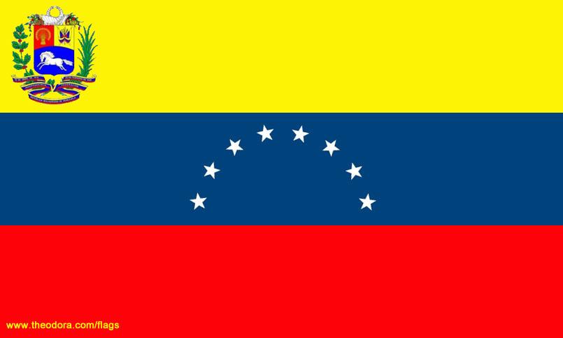 Flag of Venezuela Venezuela drapeau