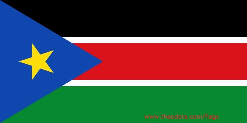 Southern Sudan Flag