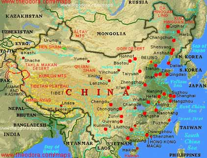 abc maps of china flag map economy geography climate