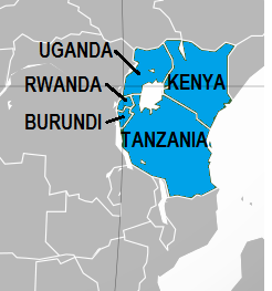 East African Community - Member States