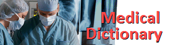 Medical Dictionary banner
