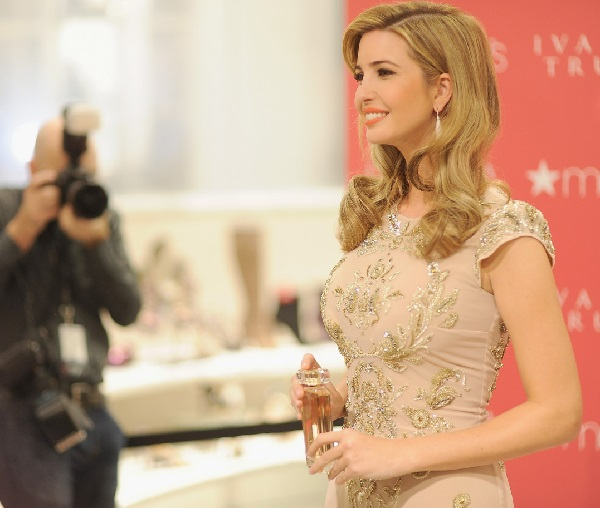 2a181fba2c72f 19, 2013 Trump attends the launch of Ivanka Trump Fragrance at Macy's  Herald. Her own fragrance