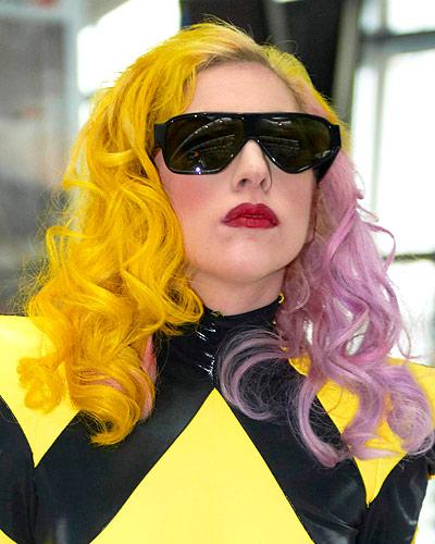 Lady Gaga Hair Do