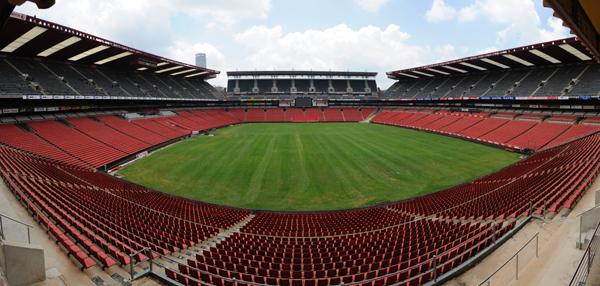 Sport: Top 10 des plus grands stades en Afrique