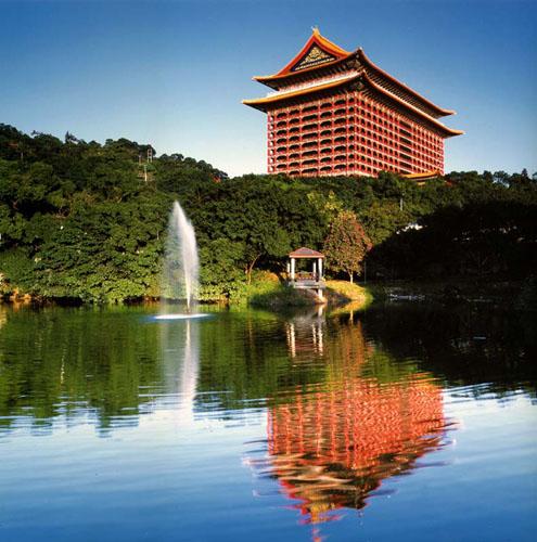Grand Hotel Taipei Taiwan Photo