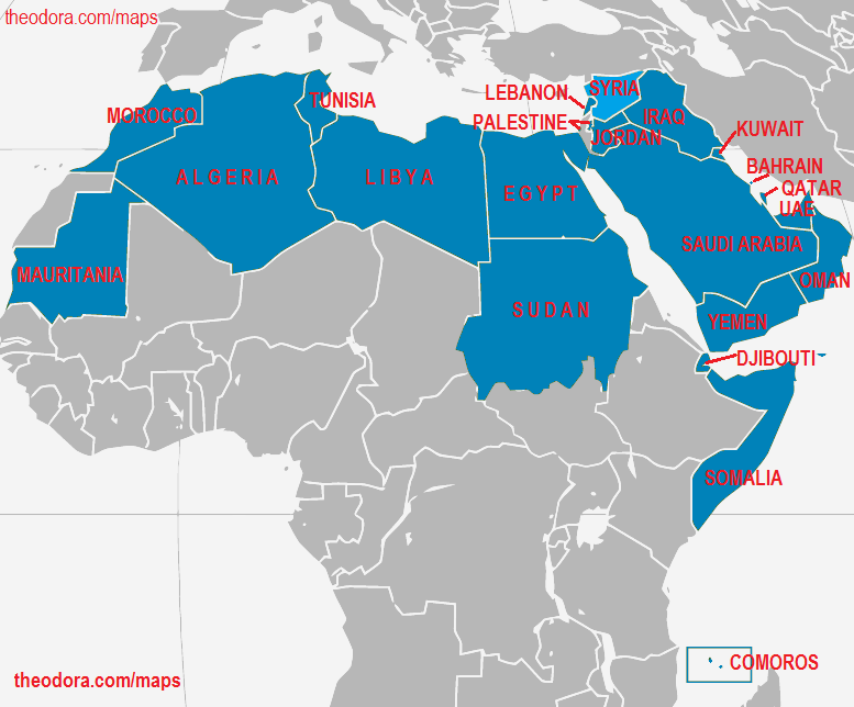 qatar country map with League Of Arab States Member States on Gas Power Plants in addition Capital Of China Map additionally Stock Photo Bahrain Political Map With Capital Manama Island Country Archipelago 110339133 also The Middle East moreover Cartes Moyen Orient MIDDLE EAST.